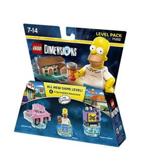 LEGO-Dimensions-Level-Pack-Simpsons-0