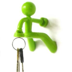 Monkey-Business-Schlsselhalter-Key-Pete-grn-Schlsselhaken-0