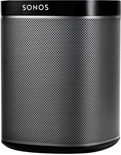 sonos play 1 wlan speaker f r musikstreaming schwarz so geht schenken richtig. Black Bedroom Furniture Sets. Home Design Ideas