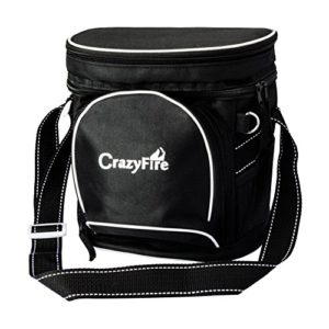 CrazyFire-Isolierte-Khltasche-PicknicktascheTragbare-Insulated-Tragetasche-Khler-Lunch-Box-Cooler-BagWasserdicht-9-can-Picknick-Isolierkhlvorrichtung-Tote-Bag-fr-Picknick-Camping-Beach-BBQ-0