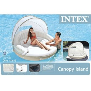 Intex-58292EU-Canopy-Island-Lounge-Badeinsel-0-1